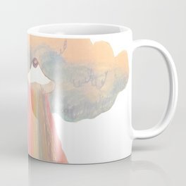 Cloud pink Coffee Mug