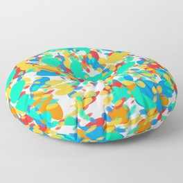 ovoid dynamics 3 Floor Pillow