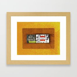 Union Square NYC Framed Art Print