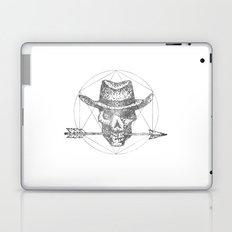 Dead Sheriff Greyscale Laptop & iPad Skin