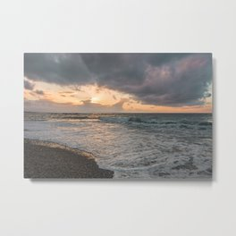 Those sunsets that wish you hope.. Metal Print