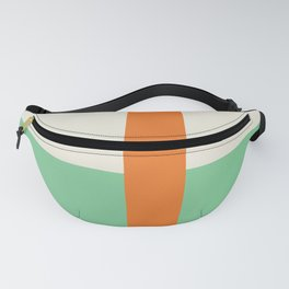 Stick Standing Fanny Pack
