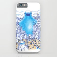 Monster in the city Slim Case iPhone 6s