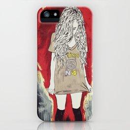 üss iPhone Case