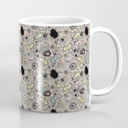 """Cells and bacteria's party"" vol 2 Coffee Mug"
