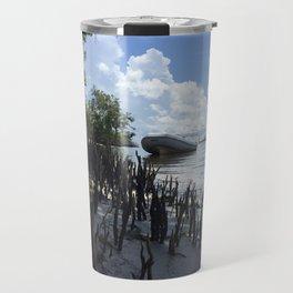 Dinghy in the Mangroves Travel Mug