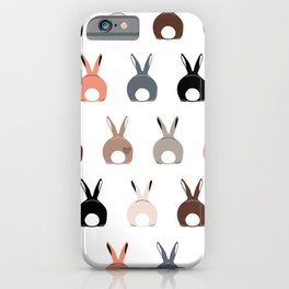 Bunny Butts iPhone Case