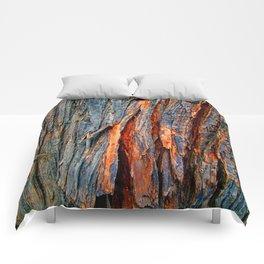 Bark Texture 22 Comforters