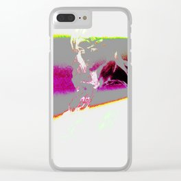 phonePerse Clear iPhone Case