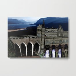 Sturm Gothic II Lost Castle of Hidden Treasure Metal Print