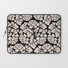 Barroco pink and black Laptop Sleeve