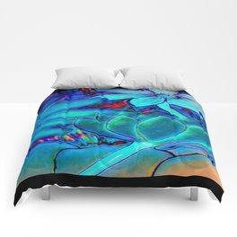 Cabsink17DesignerPatternFIB Comforters