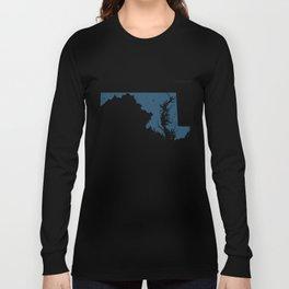Maryland Parks - v2 Long Sleeve T-shirt