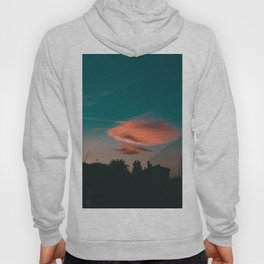 Sunset Lonely Cloud Hoody