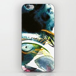 Winged Sound iPhone Skin
