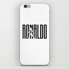 Ronaldo CR7 iPhone Skin