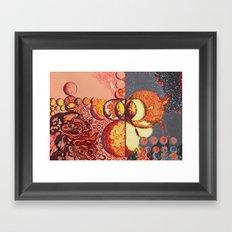 The Maya Framed Art Print