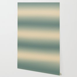 Gray-olive, gradient Wallpaper