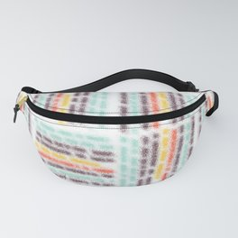 Blurred lines Fanny Pack