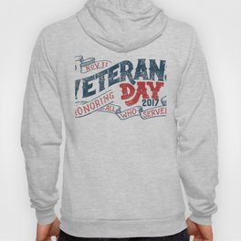 Veterans Day 2017 Hoody