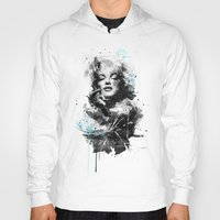 marilyn Hoodies featuring Marilyn. by Emiliano Morciano (Ateyo)