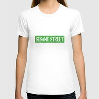 sesame street T-shirts featuring Im-Still-Kind-Of-Mad-They-Never-Actually-Told-Us-How-To-Get-To-Sesame-Street-T-Shirt by jekonu
