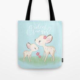 Little Baby Deer - Sweet Dreams Tote Bag