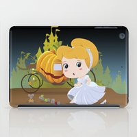 cinderella iPad Cases featuring Cinderella by 7pk2 online