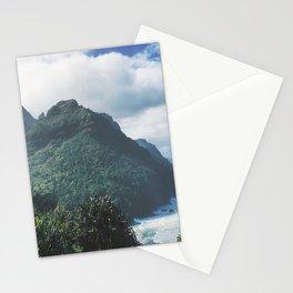 Na Pali Coast Kauai Hawaii Stationery Cards