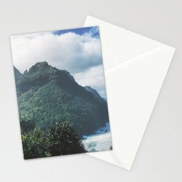Na Pali Coast Kauai Hawaii Stationery Cards