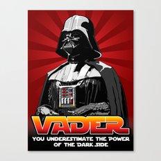 Darth Vader - Star Wars Canvas Print