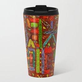 Iberoamerican Colors Travel Mug