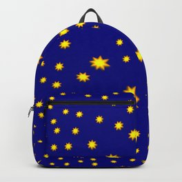 .. here comes the stars! ... Backpack