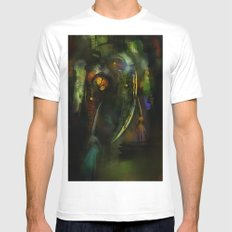 Sacrifices for Cyber Cyclops Mens Fitted Tee White MEDIUM