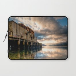 Loch Long Torpedo Testing Station Laptop Sleeve