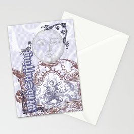 MudStuffing Stationery Cards