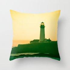 Lighthouse (2) Throw Pillow