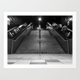 Hollywood & Vine Art Print