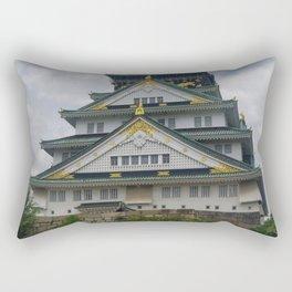 Jade palace Rectangular Pillow