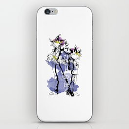 Another me iPhone Skin