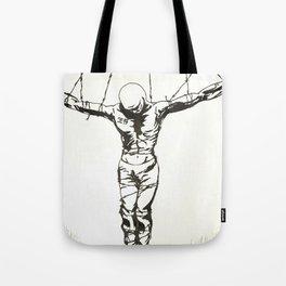 Strings On Me Tote Bag