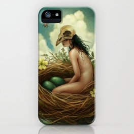 The Nest iPhone Case