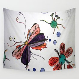 Evolution Wall Tapestry