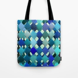 Abstract Composition 612 Tote Bag