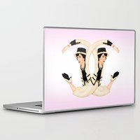 coco Laptop & iPad Skins featuring Coco by cvrcak
