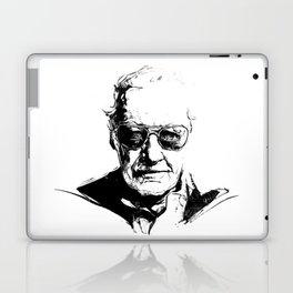 Stan Lee Laptop & iPad Skin