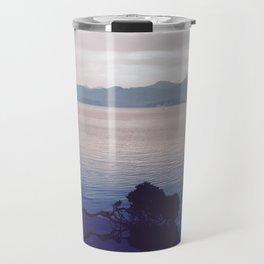 Peaceful Waters Travel Mug