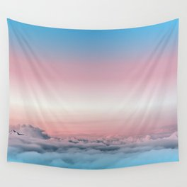 Trans Pride Wall Tapestry