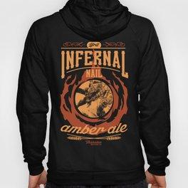 Infernal Nail Amber Ale   FFXIV Hoody