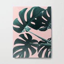 Tropical Elegance Metal Print